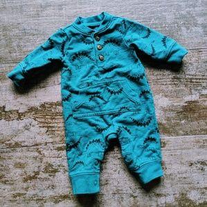 Carter's Newborn Dinosaur Footies
